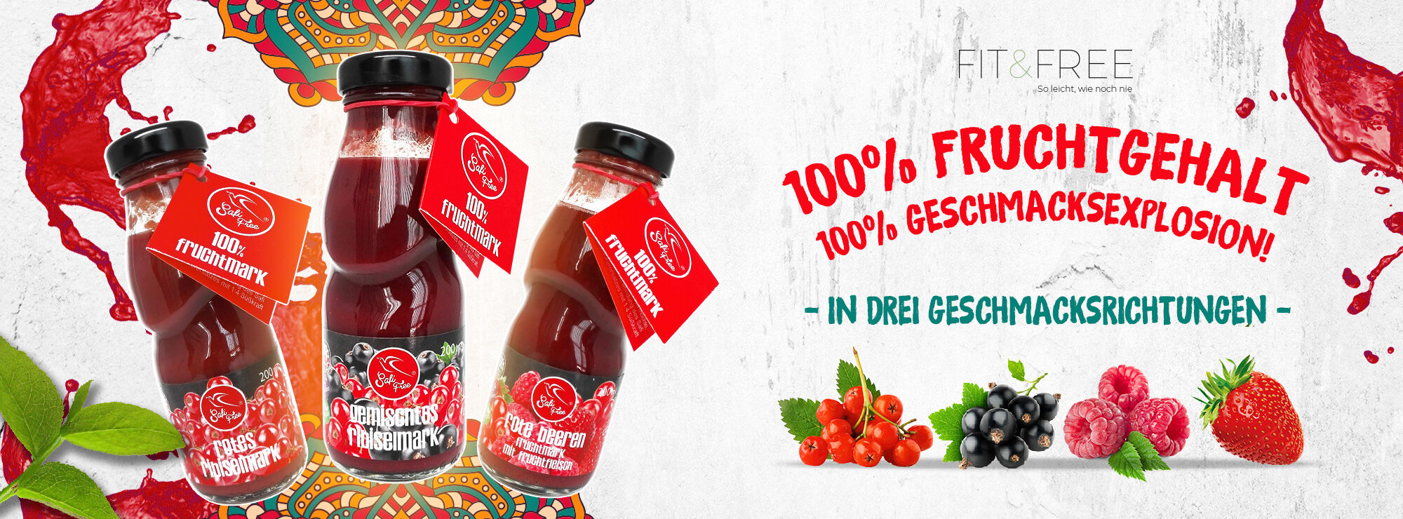 100% fruchtgehalt