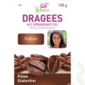Safi Reform Kaffee Dragees mit Erythrit 100 g