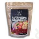 Safi Free Hafer Pudding Banane-Erdbeer 300 g