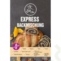 Safi Free Express Backmischung vegan 1000 g