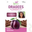 Safi Reform Zwetschke Dragees mit Erythrit 100 g