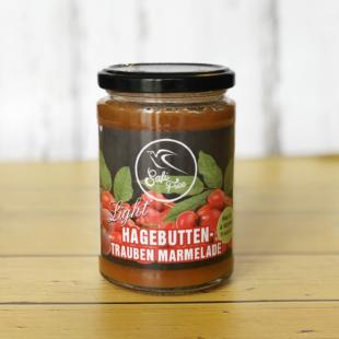 Safi Free Hagebutten-Trauben Marmelade 350 g