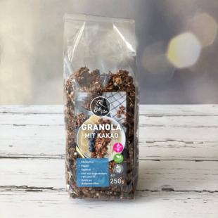 Safi Free Granola mit Kakao 250g
