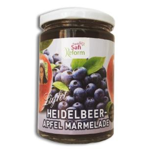 Safi Reform Heidelbeer-Apfel Marmelade 350 g