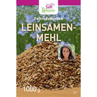 Safi Reform Fettreduziertes Leinsamenmehl 1000 g