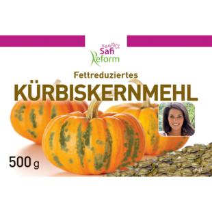Safi Reform Fettreduziertes Kürbiskernmehl 500 g