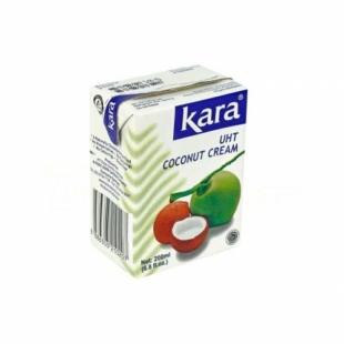 Kara Kokosnusscreme UHT 200 ml