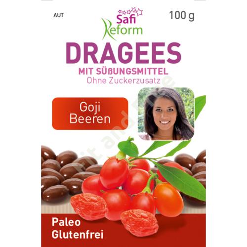 Safi Reform Goji Dragees mit Erythrit 100 g