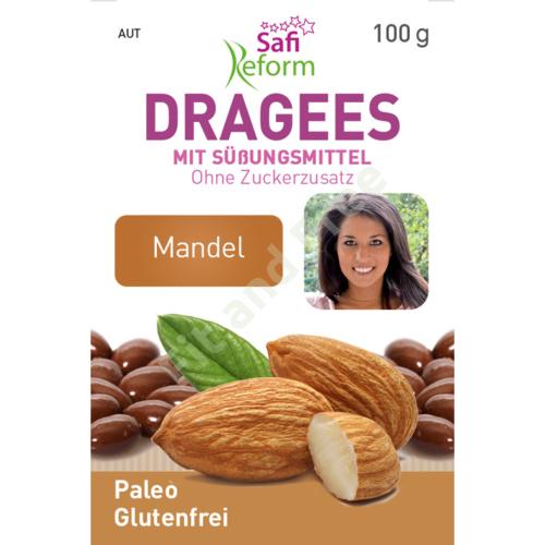 Safi Reform Mandel Dragees mit Erythrit 100 g