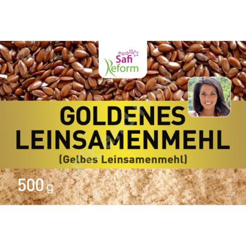 Safi Reform Goldenes Leinsamenmehl 500 g