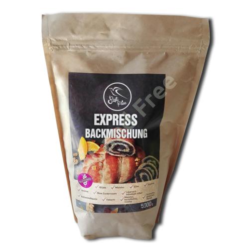 Safi Free Express Backmischung vegan 5000 g