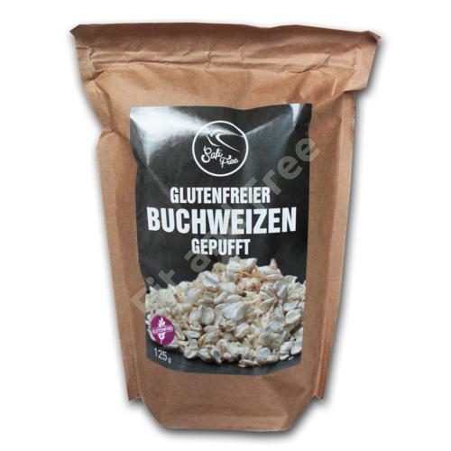 Safi Free Glutenfreier Buchweizen gepufft 125 g