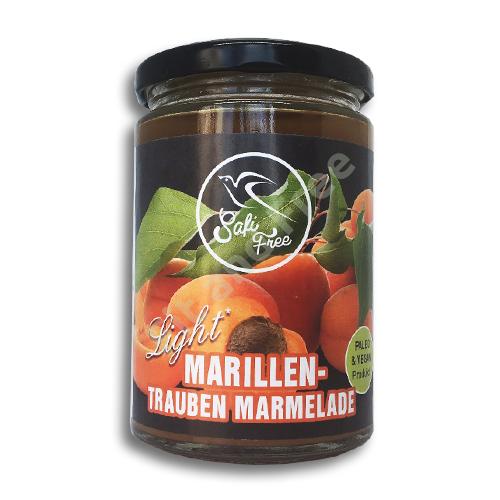 Safi Free Marillen-Trauben Marmelade 350 g