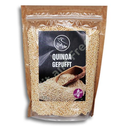 Safi Free Quinoa gepufft glutenfrei 125 g