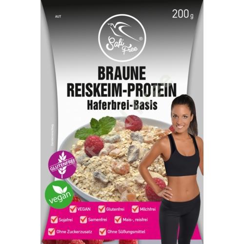 Safi Free Braune Reiskeim-Protein Haferbrei-Basis 200 g
