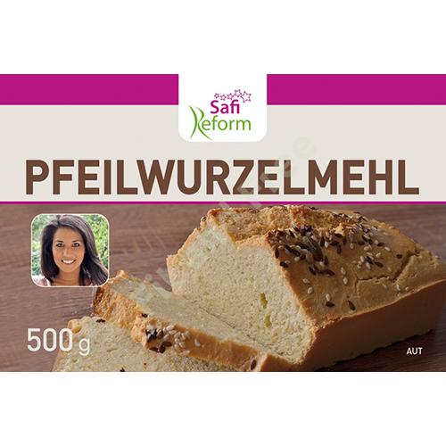 Safi Reform Pfeilwurzelmehl 500 g