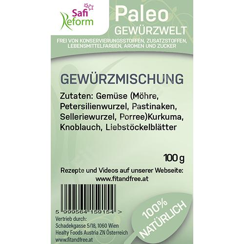 Safi Reform Paleo Gewürzmischung 100 g