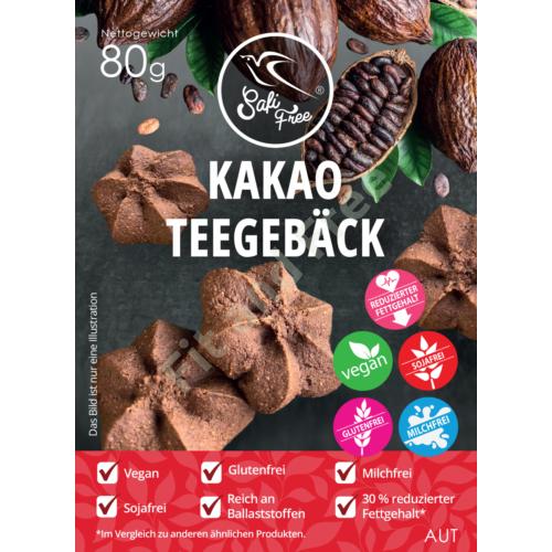 Safi Free Kakao Teegebäck 80 g