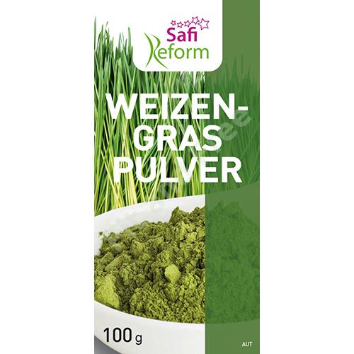 Safi Reform Weizengras Pulver 100 g