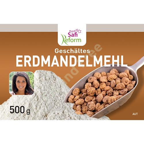 Safi Reform Geschältes Erdmandelmehl 500 g