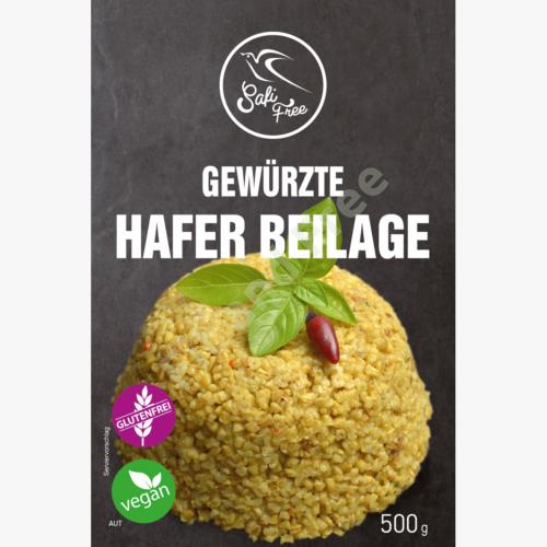 Safi Free Gewürzte Hafer Beilage glutenfrei 500 g
