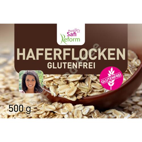 Safi Reform Haferflocken (glutenfrei) 500 g