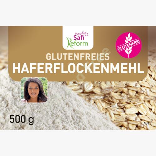 Safi Reform Haferflockenmehl (glutenfrei) 500 g