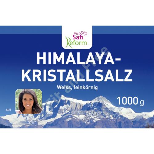 Safi Reform Himalaya Salz feinkörnig (weiß) 1000 g