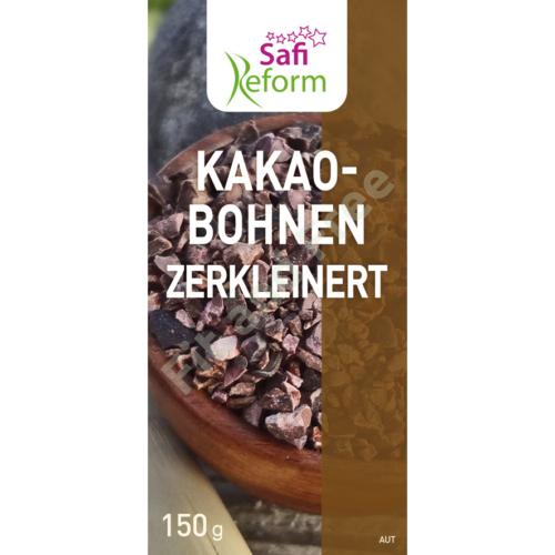 Safi Reform Kakaobohnen zerkleinert 150 g