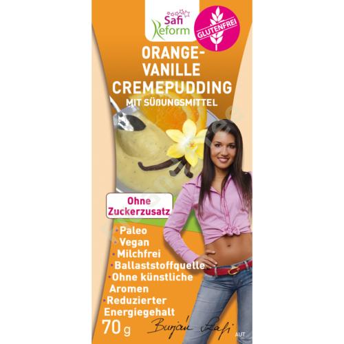 Safi Reform Orange-Vanille Cremepudding 70 g
