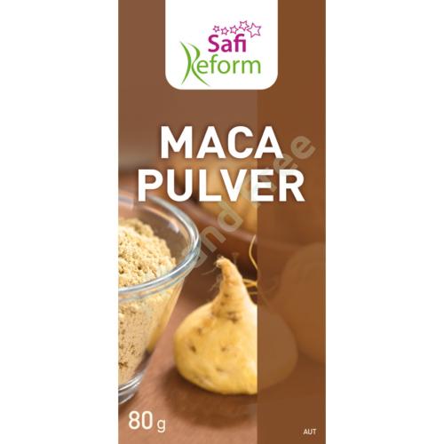 Safi Reform Superfood Maca Pulver 80 g
