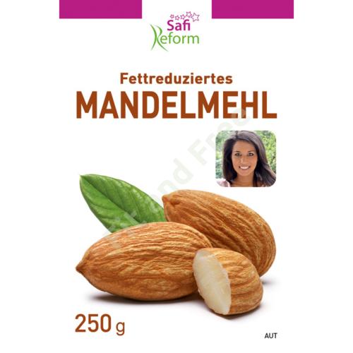 Safi Reform Fettreduziertes Mandelmehl 250 g