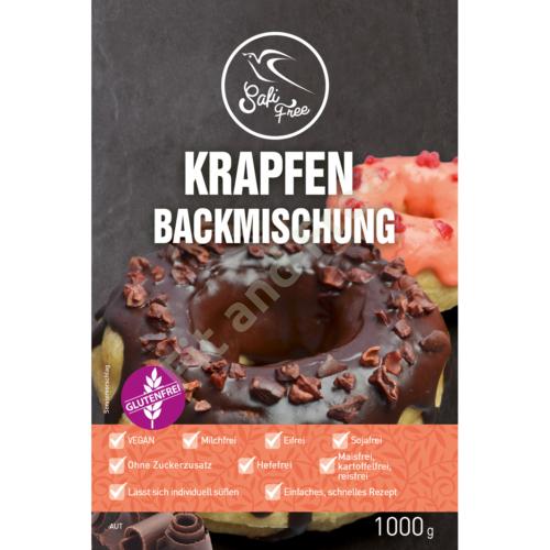Safi Free Krapfen Backmischung vegan 1000 g