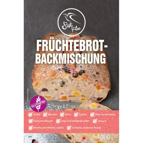Safi Free Früchtebrot-Backmischung vegan 1000 g