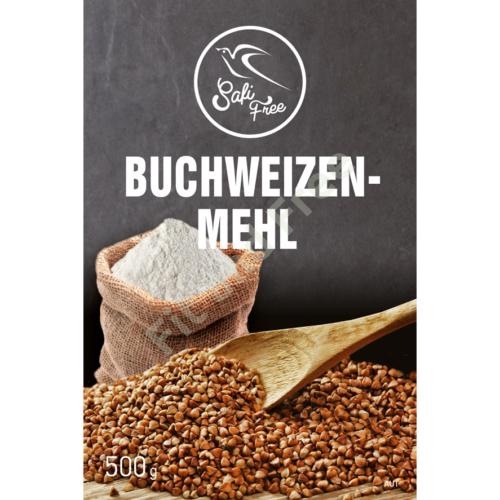 Safi Free Buchweizenmehl 500 g