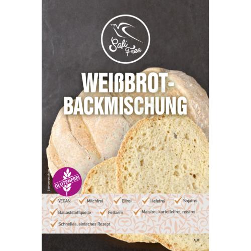 Safi Free Weißbrot-Backmischung vegan 5000 g