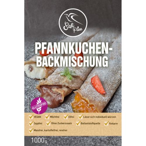Safi Free Pfannkuchen-Backmischung vegan 1000 g