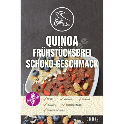 Safi Free Quinoa Frühstücksbrei Schoko-Geschmack 300 g