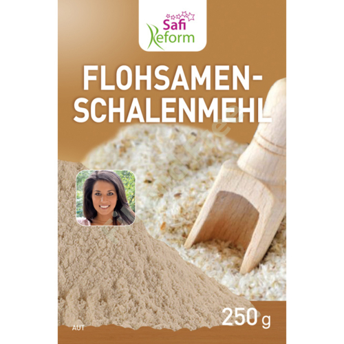 Safi Reform Flohsamenschalenmehl 250 g