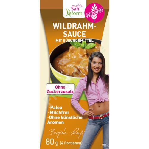 Safi Reform Wildrahmsauce Fix Sauce für Fleischgerichten 80 g
