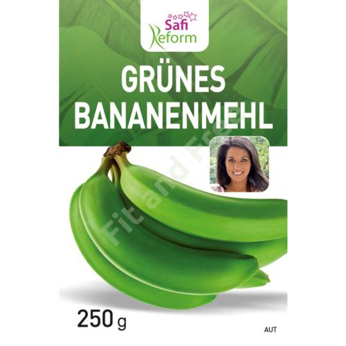 Safi Reform Grünes Bananenmehl 250 g