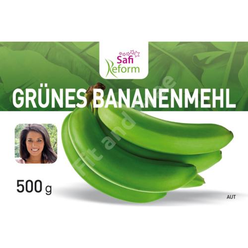 Safi Reform Grünes Bananenmehl 500 g