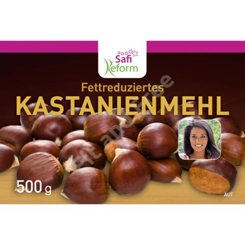 Safi Reform Fettarmes Kastanienmehl 500 g