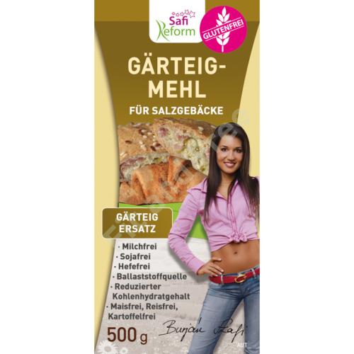 Safi Reform Paleo Gärteigmehl für Salzgebäcke 500 g