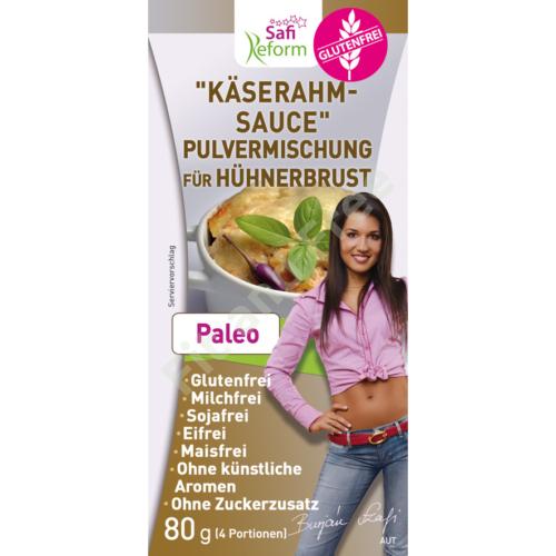 Safi Reform Käse-Rahm Pulvermischung für Hühnerbrust 80 g