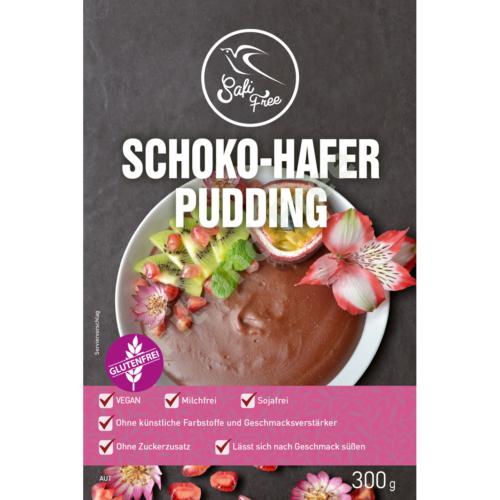 Safi Free Schoko-Hafer Pudding 300 g