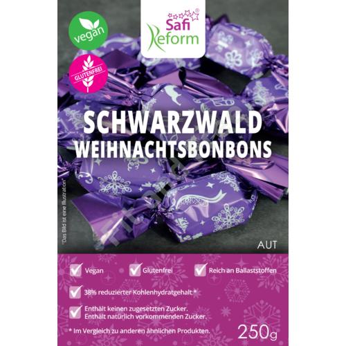 Safi Reform Schwarzwald Weihnachtsbonbons 250g