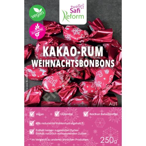 Safi Reform Kakao-Rum Weihnachtsbonbons 250g