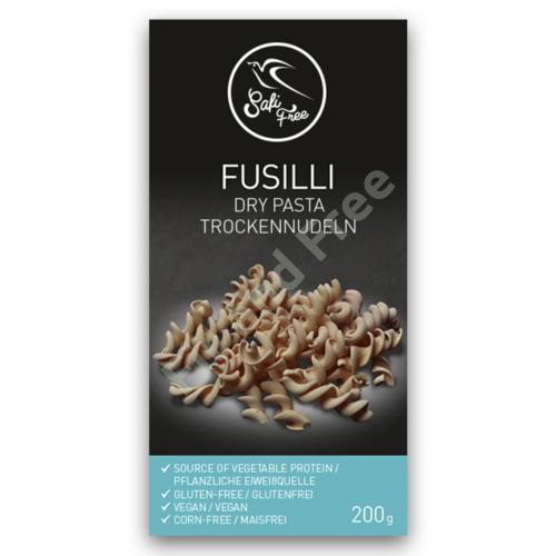 Safi Free Fusilli Trockennudeln (Vegan, glutenfrei) 200 g