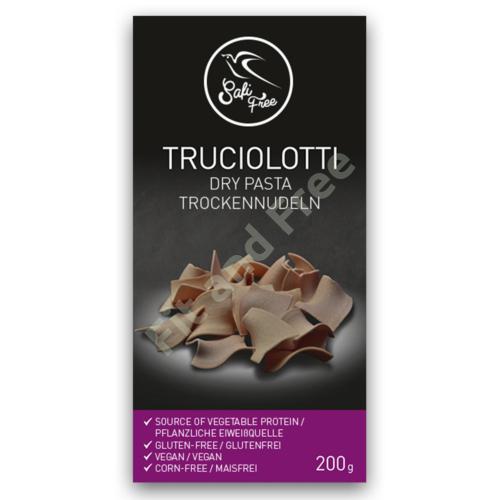 Safi Free Truciolotti Trockennudeln (Vegan, glutenfrei) 200 g